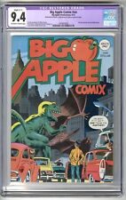 BIG APPLE COMIX #nn 1972 1ST PRINT CGC 9.4 (C-1) NM UNDERGROUND COMIX WOOD ADAMS