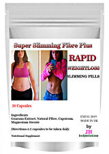 Slim&Tone T9-Strong Skinny Diet Pills plus Fibre-Rapid WeightLoss Slimming Fiber