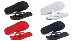 Puma Unisex Toe Post Aqua Flip Sandal Beach Shoes