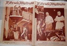Corsa mille miglia Achille Varzi Sabaudia Danze Zulu Douglas Fairbanks Hollywood