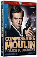 DVD COMMISSAIRE MOULIN SAISON 1 VOLUME 1 NEUF DIRECT EDITEUR