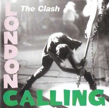 THE CLASH<>LONDON CALLING<>CD