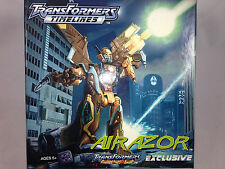Transformers Timelines Collectors Club AIRAZOR NEW MIB
