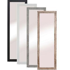 Standspiegel Mila Holz MDF Ankleide Ganzkörper Garderoben Spiegel Modern Zeitlos