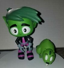 Dc Teen Titans Beast Boy & Beaver Action Figures