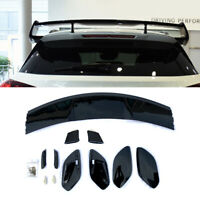 Glossy Black Rear Trunk Spoiler Wing for Mercedes X156 GLA-Class GLA250/45 AMG M