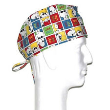 Peanuts Gang Snoopy Joe Cool theme scrub hat