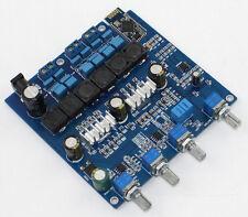 2.1 TPA3116 CLASS D Bluetooth Audio Power Amplifier AMP Kit 50W*2+100W Assembled