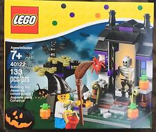 Retire LEGO 40122 Halloween Trick or Treat Gift Set-Witch Minifigure -NEW AU DEL