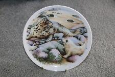 "Fur Seal / Sea Lion  6"" Display Plate/stand - MUST L@@K"