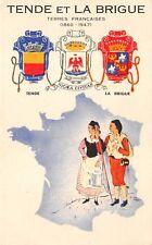 C5533) TENDE ET LA BRIGUE 1860-1947, ANNESSIONE DI TENDA E BRIGA ALLA FRANCIA.