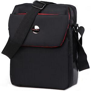 "Shoulder Bag Messenger for Apple iPad Mini 4 5 6 Air Pro 9.7"" Tablet Pouch Case"