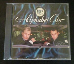 ABC ~ Alphabet City ~ CD ALBUM