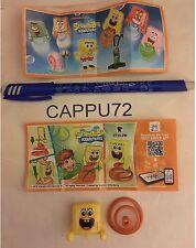 MOLLA SPONGEBOB+CARTINA FF352W-Spongebob squarepants- kinder merendero 2017