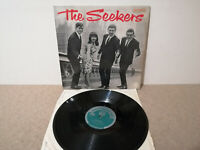 Rare The Seekers Self titled vinyl LP record - Stereo World record club