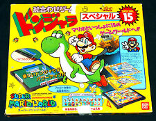 Super Mario World Super Famicon Super Mario Bros Bandai 1991 Japan in Box