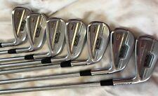 Adams Golf IDEA CMB Forged 4-PW Iron Set Stiff Flex KBS C-Taper Steel Shafts