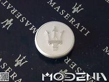Felgendeckel Radnabendeckel Nabenkappe Maserati 3200GT Spyder silber chrom alt