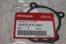 NEW HONDA OIL FILTER COVER GASKET 15412-KYJ-901 FOR CBR 250R CBR 300R MODELS