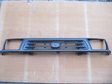 TOYOTA HILUX PICKUP 2WD 1997-2001 GRAY GRILLE GRILL with CLIPS