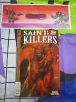 vtg preacher saint of killers  #3 vertigo DC Comic book multiple hi res pics