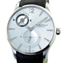 Louis Erard Herren Uhr Power Reserve,Swiss Made Handaufzug ,Neu & OVP,UVP 2895 E