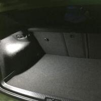 2 ampoules à  LED Lumière  Coffre à Bagages Blanc  pour  Audi A3 8P 8V