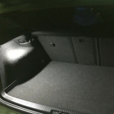 2 bombillas con LED Luz Pecho Equipaje Blanco para Audi A3 8P 8V