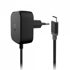Official Motorola 15W USB-C Rapide Turbo Power Chargeur 5V 3A -SPN5915A