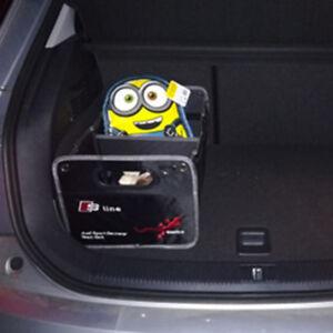 Car styling Oxford cloth Trunk Box Bag For Audi S line A3 A4 B6 B8 B5 A6 C5 C6 T