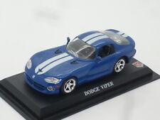 1:43 1997 Dodge Viper GTS V10 Coupe N AC Shelby Cobra Daytona Le Mans 24 H