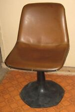 Faux Leather Plastic Chairs
