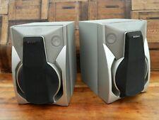 Sony SS-J70 Speaker Pair - 6 Ohms