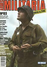 MILITARIA N°85 PARA FR INDO / ARMEE ROUGE 1935-45 / PANZER 38 t / BANDE BRAS XX