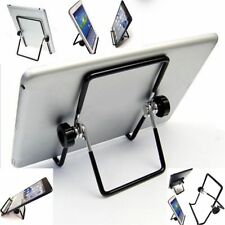 Metal Multi-angle Desktop Stand Support Holder For Samsung iphone iPad Tablet