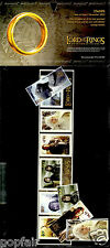 LORD OF THE RINGS RETURN OF THE KING 12 MINT POSTAGE STAMPS 5 NOVEMBER 2003