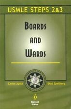 Boards and Wards: A Review for USMLE Steps 2 & 3, , 0632044934, Book, Acceptable