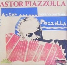 Astor Piazzolla Verano porteño (I, the entertainers) [CD]
