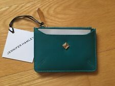 Jennifer Hamley Teal Sakura Purse