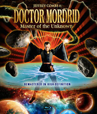 DOCTOR MORDRID - Blu-Ray - HD Re-Mastered, 2014 Audio Commentary Jeffrey Combs