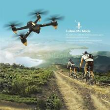 Hubsan H501S X4 5.8G FPV 1080P HD Camera RC Quadcopter +GPS Follow Me Black F9U1