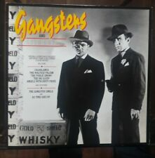 Gangsters And Good Guys Lp (Casablanca, Maltese Falcon, Humphrey Bogart Cagney)