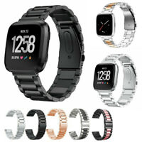 Stainless Steel Watch Strap for Fitbit Versa / Lite / Versa Band Bracelet
