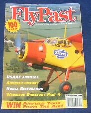 FLYPAST MAGAZINE SEPTEMBER 1995 - USAAF AIRFIELDS/AIRSPEED HISTORY