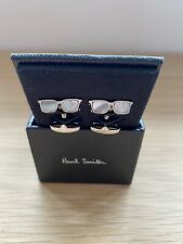 Paul Smith Glasses Cufflinks With MOTHER OF PEARL Inlay BNIB