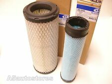 Air Filter set for Komatsu PC25 PC27 PC30 PC35 PC40 PC45 PC50 PC58 see listing