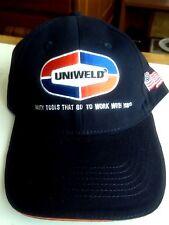 Uniweld ball cap hat