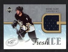 2005-06 UD MAXIME TALBOT #FIMT ICE FRESH ICE (REF 9909)