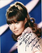 Barbara Feldon Authentic Signed 8x10 Color Photo 99 Get Smart To Chris