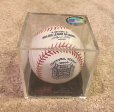 2006 ST. LOUIS CARDINALS INAUGURAL SEASON LOGO SOUVENIR BASEBALL IN SEALED CASE